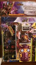 NEW Marvel Guardians of the Galaxy 11 Piece Stationery Set