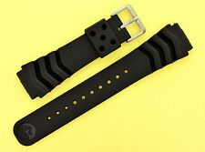 NEW SEIKO RUBBER STRAP WAVE VENT Z22 BAND 6309, 6306, 7548, 7002 NR-033