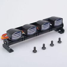 TCAX-505W RC Car LED Multi-Function LED Light Bar 5 Modes white 1/10 1/8 car