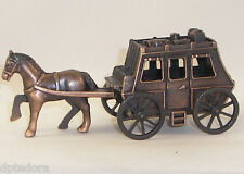 STAGE COACH & HORSE  DIE CAST PENCIL SHARPENER