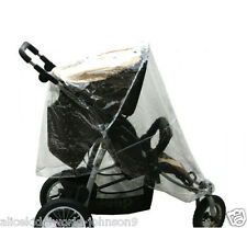 NEW Raincover raincover for 3 wheeler viper Miami Malibu pushchair pram Hauck +