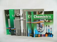 ABeka Chemistry w. Teacher, Lab & Quiz, 2nd Ed, LN, Science, School / Homeschool