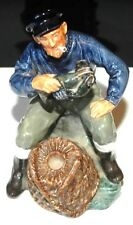 ROYAL DOULTON LOBSTER POT MAN MINT CONDITION BY M. NICOLL C. 1963 HN2317 - RARE
