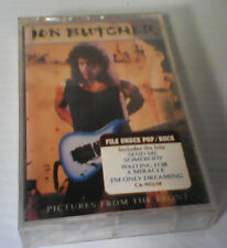 Jon Butcher Axis - Pictures from the Front 1989 Cassette SEALED Rock