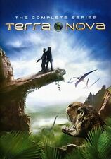 Terra Nova: The Complete Series [4 Discs] (2012, DVD NEW) WS4 DISC SET