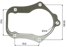 TOG FORD FALCON BA BF FG XR6 TURBO DUMP PIPE GASKET GARRETT GT30 GT35 STAINLESS