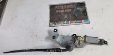 Subaru legacy bh5 estate jdm rear boot wiper motor and arm