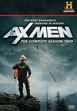 AX MEN: COMPLETE SEASON TWO (4PC) - DVD - Region 1 - Sealed