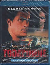 Blu-ray **TODAY YOU DIE** con Steven Seagal nuovo sigillato 2005