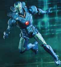 Bob Layton Art SIGNED Hot Toys Sideshow Stealth Armor Iron Man Action Figure