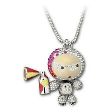 NIB Swarovski Eliot Urban Beat Pendant Necklace #1084487 100% Authentic MSRP$270