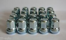 20 X M12 X 1.5 WOBBLE VARIABLE ALLOY WHEEL NUTS TOYOTA ALTEZZA AURIS AVALON
