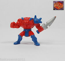 Mighty Max - Warmonger - Micro Figure - Heroes & Villains - Bluebird Toys 1994