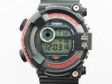 G-Shock Frogman DW-8200 1A Black Red Titanium Limited Casio Watch Rare