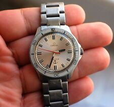 Rare watch OMEGA GENEVE ADMIRALTY Anchor cal.601 ref.135.042 working condition