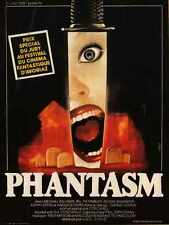Phantasm 1 Poster 02 A2 Box Canvas Print