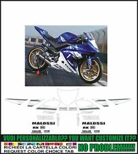 kit adesivi stickers compatibili yzf r 125  cup