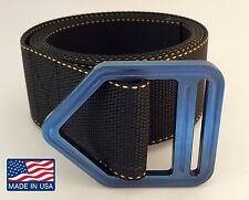 Titanium Wildland firefighter belt. nomex rigger Paramedic Police Tactical Duty