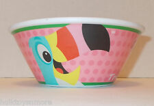 Kellogg's Froot Loops Toucan Sam Cereal Bowl Follow Your Nose