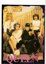QUEEN Somebody To Love English/German lyrics magazine PHOTO/Clipping 11x8 inches
