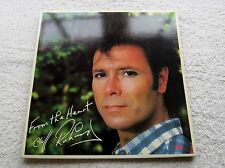 Cliff Richard From the Heart Mail Order Mint Double UK Vinyl Album
