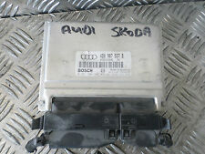 1998 AUDI A6 1.8 TURBO 20V ENGINE MANAGEMENT ECU 4B0907557B  0261204806