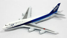 ANA NEW Diecast Metal Airplane Model Boeing 747 Collectible Aircraft NIB ~ryokan