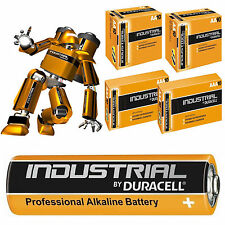 40 DURACELL PROCELL INDUSTRIAL 20 AA +20 batterie alcaline AAA Professional