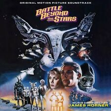 James Horner: BATTLE BEYOND THE STARS OST CD
