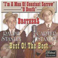 "THE STANLEY BROTHERS, CD ""I'M MAN OF CONSTANT SORROW"" NEW SEALED"