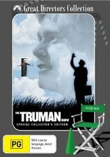 The Truman Show New DVD Region 4 Sealed
