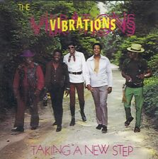Vibrations - Taking A New Step CD Album NEU NEW SEALED Soul