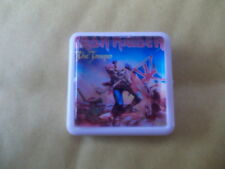IRON MAIDEN THE TROOPER  ALBUM COVER    BADGE PIN