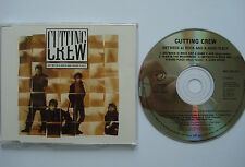 Cutting Crew  __  ( Between A ] Rock And A Hard Place  __  4 Track CD 1989