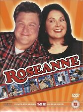 ROSEANNE COMPLETE SERIES 1 & 2, 9 DVD BOXSET