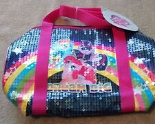 My Little Pony Girls Duffle Bag Small in Size  DREAM BIG    NEW