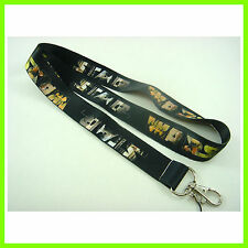 NEW Star Wars Neck Lanyard Strap Cell Mobile Phone ID Card Key chain