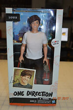 "Rare 1D OND One Direction I Love Louis Tomlinson Doll Video Collection 11"" A2526"