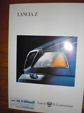 Prospekt Sales Brochure Lancia Z Auto Car 1995 Technik  автомобиль  Raumerlebnis