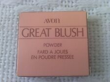 Avon Great Blush powder - Amber