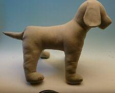 """LARGE Dog Mannequin 26"""" long"""