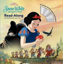 Read-Along Storybook and CD: Snow White and the Seven Dwarfs (Read-Along...