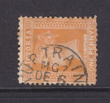 POSTMARK:   UP TRAIN  MG 7  VICTORIA