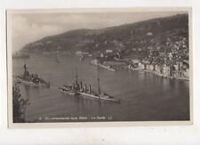 Villefranche Sur Mer France [LL 2] Vintage RP Postcard 299b