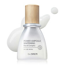 [THE SAEM] Power Ampoule Whitening 40ml / Alleviating freckles