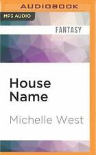 The House War: House Name 3 by Michelle West (2016, MP3 CD, Unabridged)