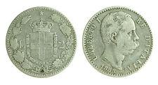 pci1646) Regno Umberto I Lire 2 Stemma 1883
