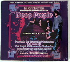 DEEP PURPLE - CONCERTO FOR GROUP AND ORCH. ROYAL PHILARMONIC - 2 x CD Sigillato