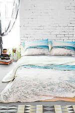 "Urban Outitters Deny Designs Lisa Argyropolous ""TAKE ME THERE"" King Duvet NEW"