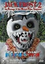 Jack Frost 2 - Revenge of the Mutant Killer Snowman (DVD, 2005)